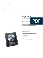Manual Del Usuario de Logic Pro 8