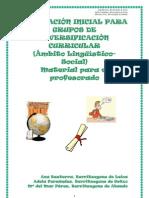 EVALUACIÓN INICIAL PARA GRUPOS DE DIVERSIFICACIÓN CURRICULAR