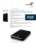 Goflex Ultraportable Drive Only Datasheet en Us