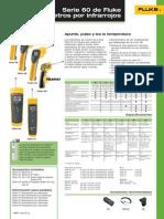 Termometros Infrarrojos Serie 60