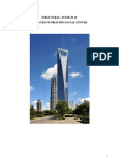 Structural System of Shanghai World Financial Tower