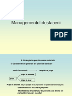 T10 - Managementul desfacerii