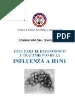 Influenza H1N1_Guia Diagnos y Trat