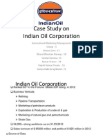 IMM Indian Oil Case Group 3