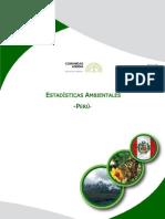 Estadisticas Ambientales - Peru