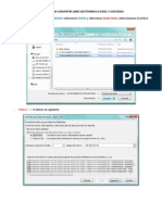 Manual Convertir Libro Electronico a Excel