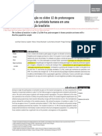 GAJARDO, José Raul Cisternas et al. Incidência de mutação no códon 12 do protoncogene K-ras em carcinoma de próstata humana em uma amostra da população brasileira.2004