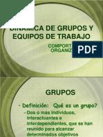Dinamicas Grupo y Equipo