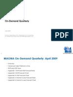 VOD Quarterly Apr 2009
