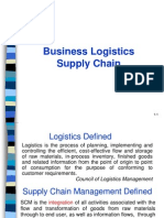 1 - Supply Chain
