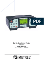 MI 2088 Earth Insulation Tester ANG Ver 1.0!20!750 325