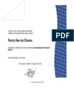 Declaração FGV - Gerenciamento de Projetos_5horas