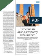 Arab Astronomy