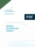 Manual de Patrullaje Urbano