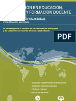 Propuesta pedagógica y didáctica (inicial)