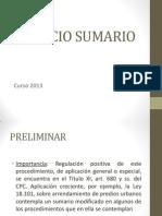 Juicio Sumario