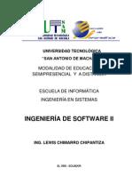 Modulo Ingenieria Del Software II 4.0