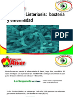 Listeria Listeriosis