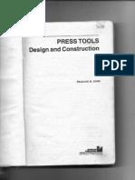 Press Tool Design Pdf