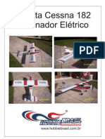 Planta Cessna Hobbie Brasil