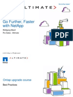 Netapp Upgrade Coursepartner
