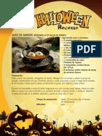 Recetas Halloween Lidl