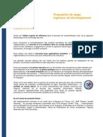 DICTAO_Ingénieur de développement_Stage 2012-2013
