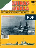 Maquinas de Guerra 107 - Destructores Del Eje
