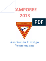 Eventos Camporee Conquistadores 2013