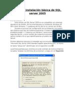Guia de instalaci-¦ón basica de SQL server 2005 (1)