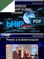 bHIP Global - Plan de Compensación.