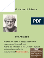 The Origins of Science - A Study in the History of Scientific Thought Throughout the Ages