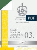 Gaceta 03