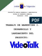 51743080 Trabajo de Marketing i Desarrollo y Lanzamiento Del Un Producto