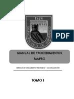 Mapro Tomo 1