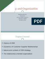 Strategy and Organization