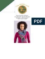 Crochet Pattern - L0067B