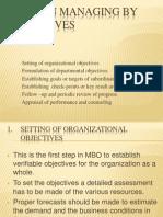 steps in MBO
