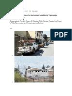 Sicariato   La inseguridad estremece los barrios más humildes de Tegucigalpa