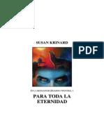Susan Krinard - Serie en La Medianoche 01 - Para Toda La Eternidad