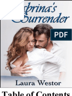 Sabrina's Surrender (a New Journey) - Laura Westor