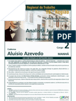 Aluisio Trt 16 Cargo 02 Ns