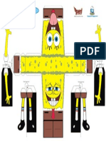 SpongeBob Two Face by Ruang Antho