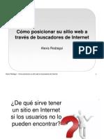 Posicionarse en Internet