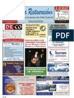Mensuario La Restauración N° 85 - Jul '13