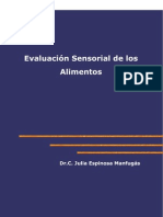 Evaluacion Sensorial Spinoza Manfugas