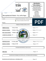 Boletin Oficial  2013 Nº 33
