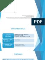Diapositivas Castellano I