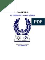 Oswald Wirth- Manual del Compañero Masón