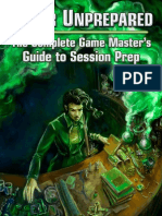 Never Unprepared - The Complete Game Master's Guide To Session Prep.pdf